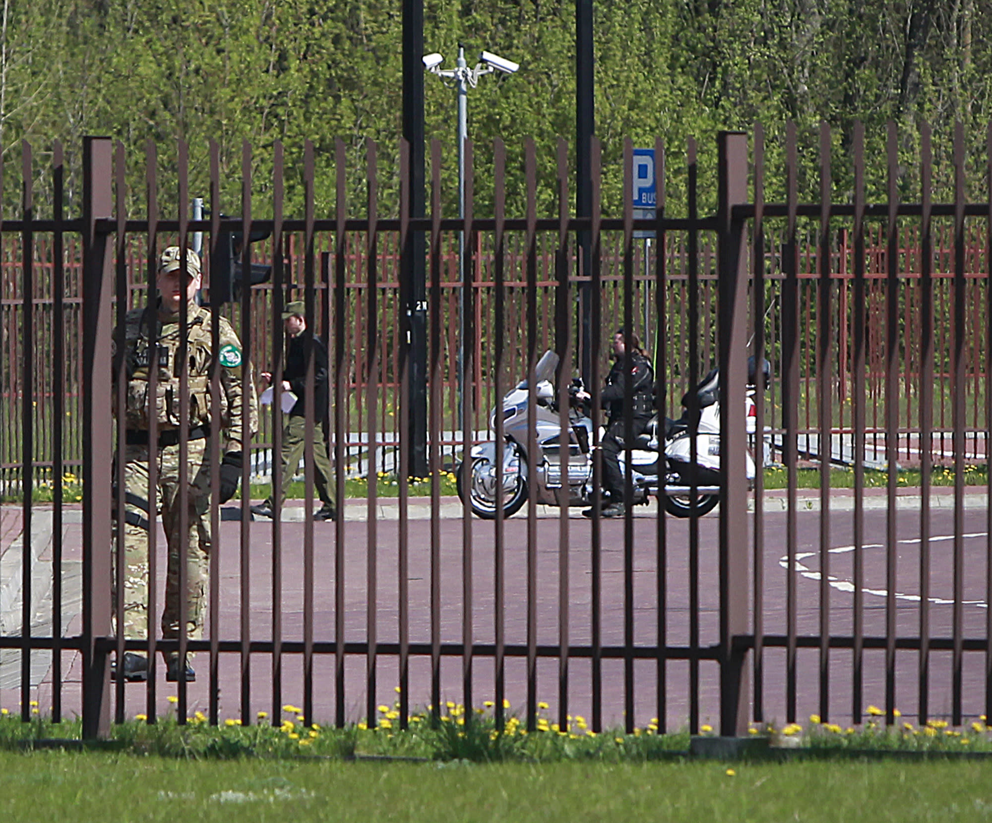 Polish border guards refuse entry for 10 Russian bikers