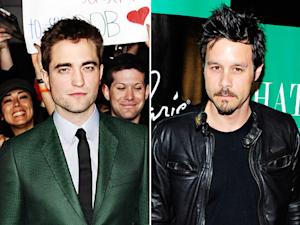 Robert Pattinson Meets Rob Patterson!