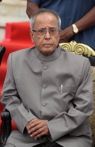 Pranab Mukherjee is set to claim 67 percent of the electoral college vote