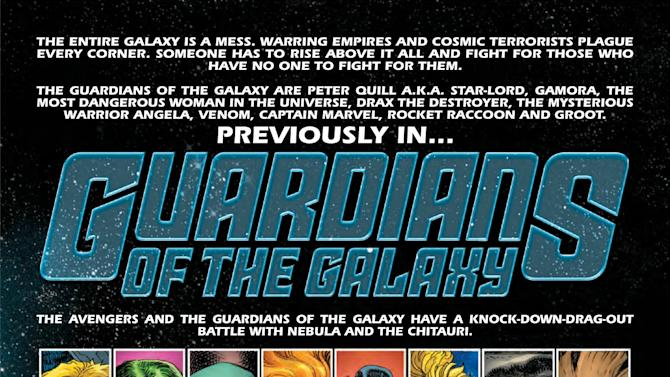 Exclusive Preview: GUARDIANS TEAM-UP #2