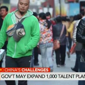 China Sweetens Visa Policy to Draw Talent
