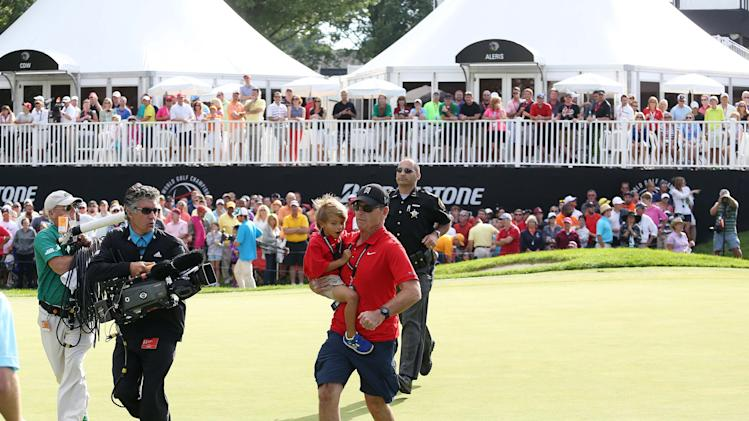 PGA: WGC - Bridgestone Invitational-Final Round
