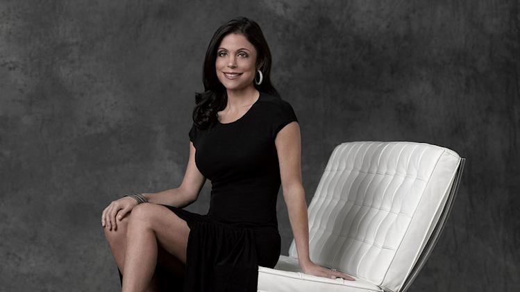 "Bethenny Frankel of ""The Real Housewives of New York City."""