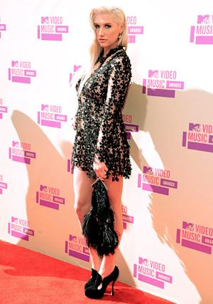 Ke$ha Unveils Glam Makeover at MTV Video Music Awards!