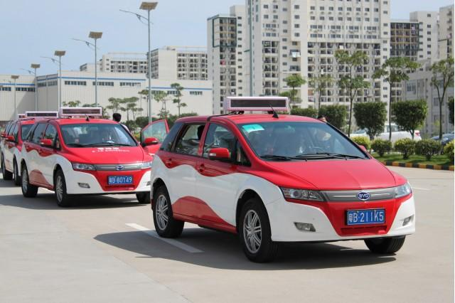 Chinese Electric-Car Sales Booming, But Not Because Buyers Want Them