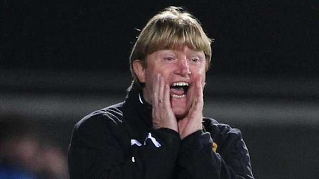 Stuart McCall wants to see young players seize their opportunity