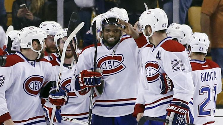 P.K. Subban loves the Canadiens and piles of money