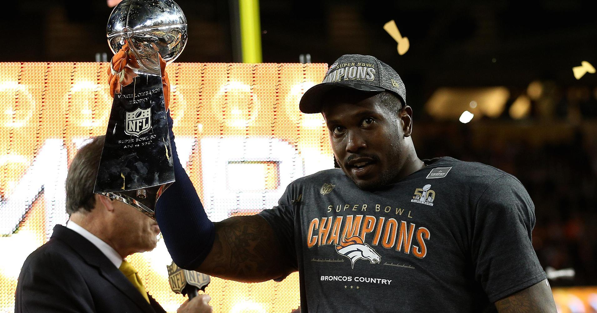 Super Bowl star Von Miller bodes bad news for markets