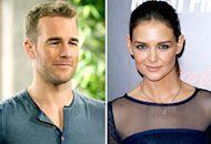 James Van Der Beek; Katie Holmes | Photo Credits: Colleen Hayes/ABC; Donna Ward/Getty Images