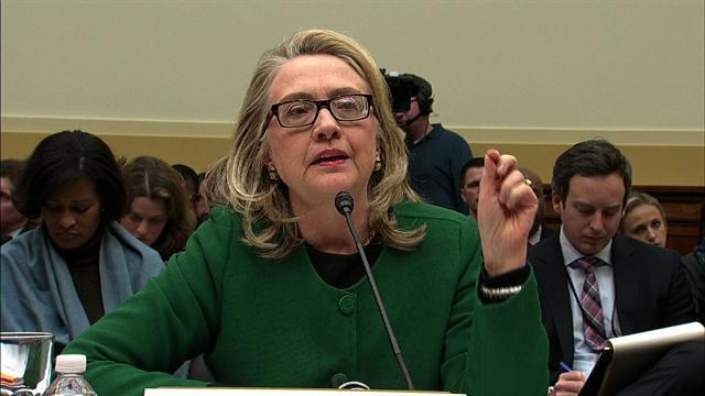 "Clinton on Benghazi: ""Of course it was a terrorist attack"""