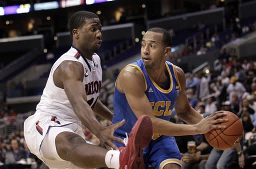 Arizona beats UCLA 66-58 in Pac-12 tournament