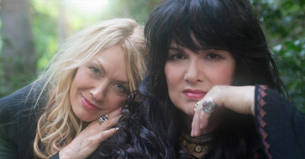 Heart Talk Exclusively About Their New Album!