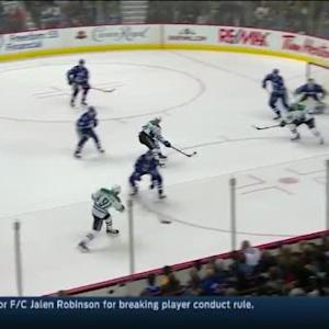 Eddie Lack Save on Tyler Seguin (12:34/1st)