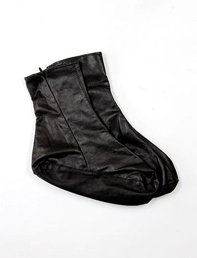 Rachel Comey leather socks, $219