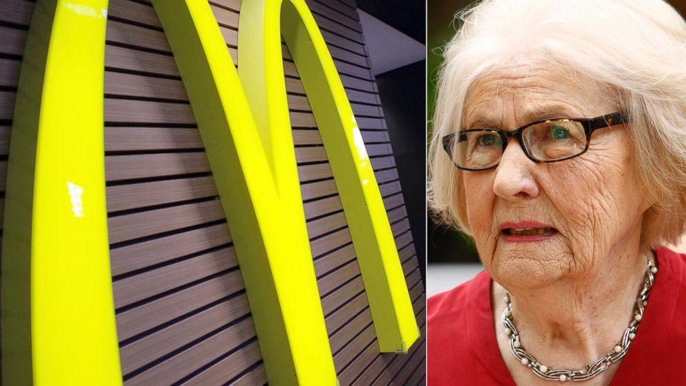 America's Favorite Food Critic Marilyn Hagerty Reviews McDonald's This Time