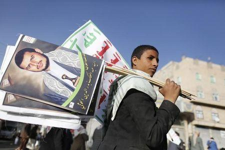 Houthi leader urges all followers to join fight against Arab coalition