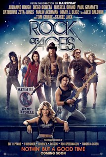 Pster de Rock of Ages (La era del rock)
