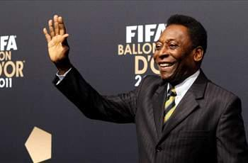 Pele to appear at first Cosmos match