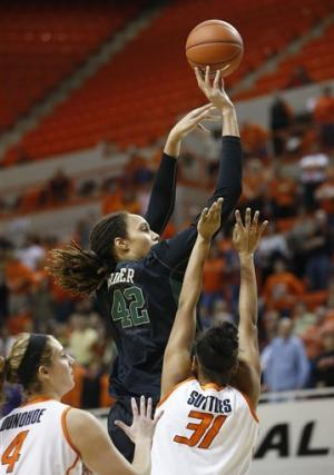 Griner goes for 30, No. 1 Baylor women roll 81-62