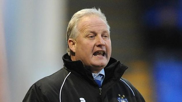 Kevin Blackwell has revealed he tendered his resignation in December