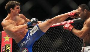 """Luke Rockhold Wants to Earn UFC Title Shot; Will Gladly """"Shut Up"""" Michael Bisping Along the Way"""
