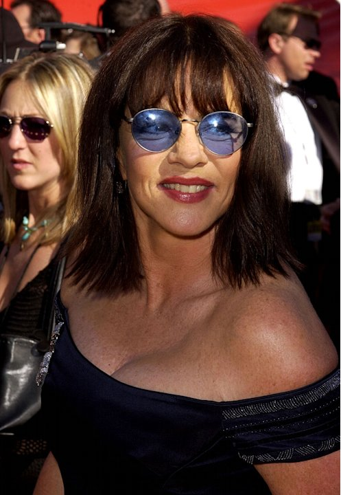 Stockard Channing at The 54th Annual Primetime Emmy Awards. 
