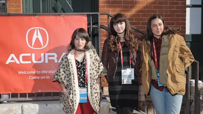 Acura Master Class - Emerging Women in Independent Film - 2013 Park City