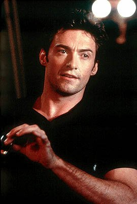 Hugh Jackman as Eddie Alden, Jane's womanizing co-worker and roommate in 20th Century Fox's Someone Like You