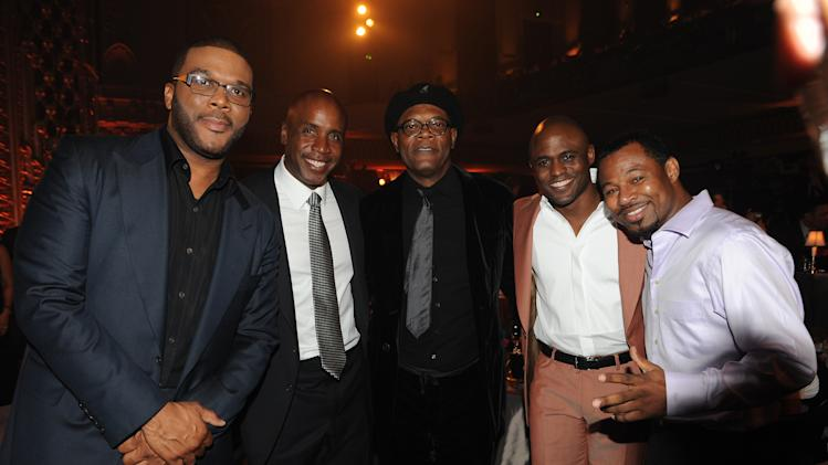 Party Photos: Eddie Murphy Gets His Oscar Night After All