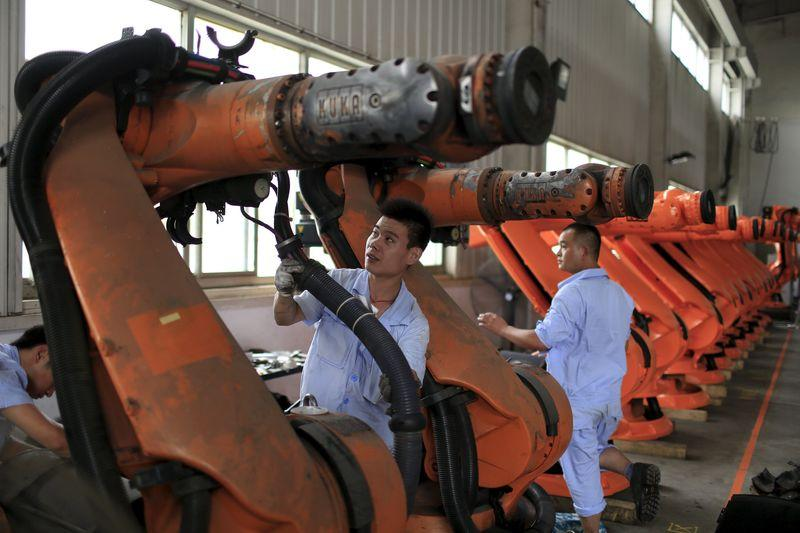 Weak China August factory, services point to further economic slowdown
