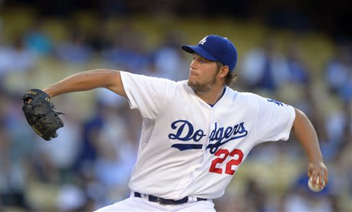 Kershaw outduels Lincecum, Dodgers beat Giants 4-2