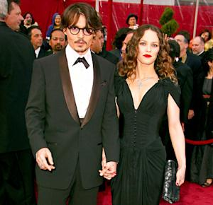 "Johnny Depp Finally Addresses Vanessa Paradis Split: ""It Wasn't Easy"""