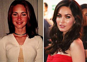 See 12-Year-old Megan Fox With Braces, Copper Highlights