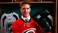 Hanifin stays in Carolina; Fleury heads back to junior