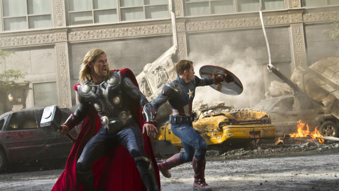 Ticket rush: Film fans hand Hollywood record cash