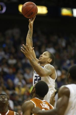 No. 11 K- State beats Texas in Big 12 quarters