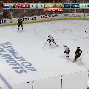Calgary Flames at Anaheim Ducks - 04/30/2015