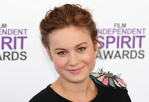 Brie Larson | Photo Credits: Frederic J. Brown/Getty Images
