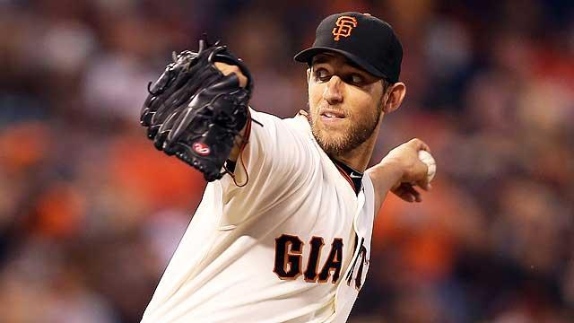 Giants get right guy for Game 2?