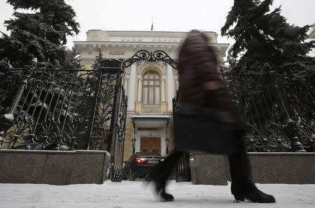 Russian central bank makes surprise interest rate cut
