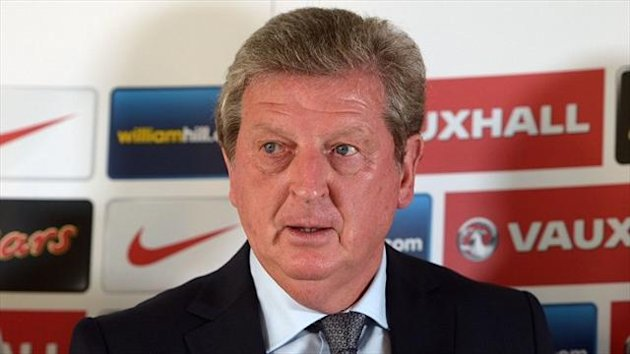 Roy Hodgson came in for criticism for England's performance against Ukraine