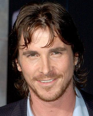 Christian Bale at the Hollywood premiere of Touchstone Pictures' The Prestige