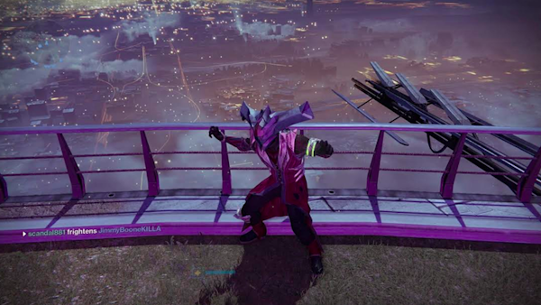 Destiny players found an easy way to beat the game s hardest boss