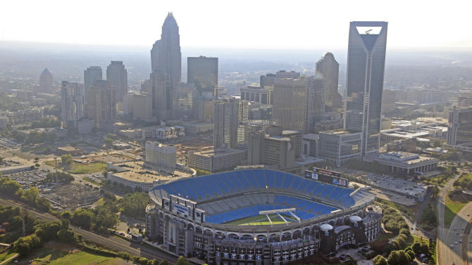 Panthers to begin renovation after 2013 season