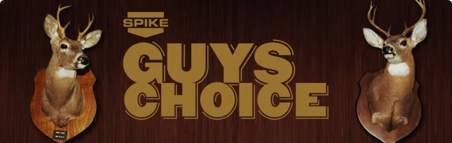 2009 Guys Choice