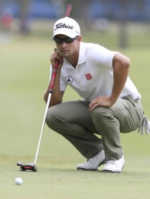 Adam Scott starts strongly at Australian Masters