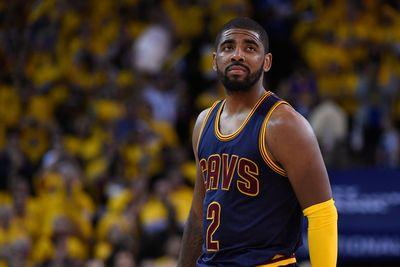 Kyrie Irving could be out until January with injury, according to report