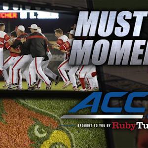 Louisville's Tiberi Hits Walk-Off Single to Beat UK | ACC Must See Moment