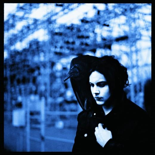 """In this CD cover image released by Third Man Records, Jack White's, """"Blunderbuss,"""" is shown. (AP Photo/Third Man Records)"""