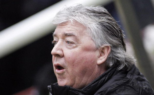 Joe Kinnear struggling to remember the last time he said something sensible (Getty)